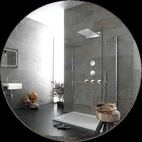 Porcelanosa Bathrooms