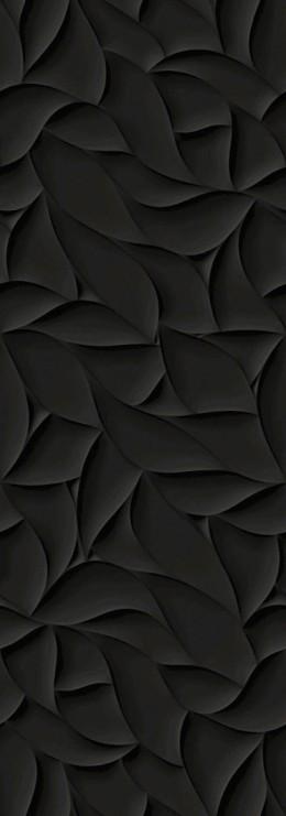 porcelanosa marmi deco negro 31.6x90