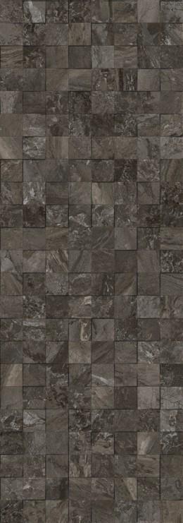 porcelanosa mosaico recife antracita 31.6x90
