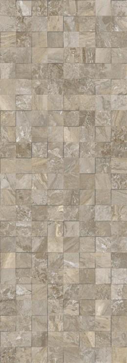 porcelanosa mosaico recife gris 31.6x90