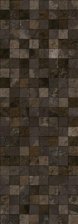 porcelanosa mosaico tibet black 31.6x90