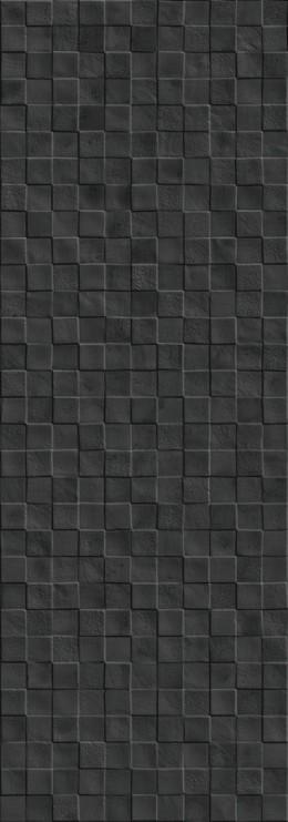 porcelanosa mosaico zen antracita 31.6x90