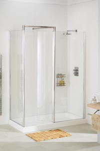 Lakes Standard Height Stone Resin Shower Tray
