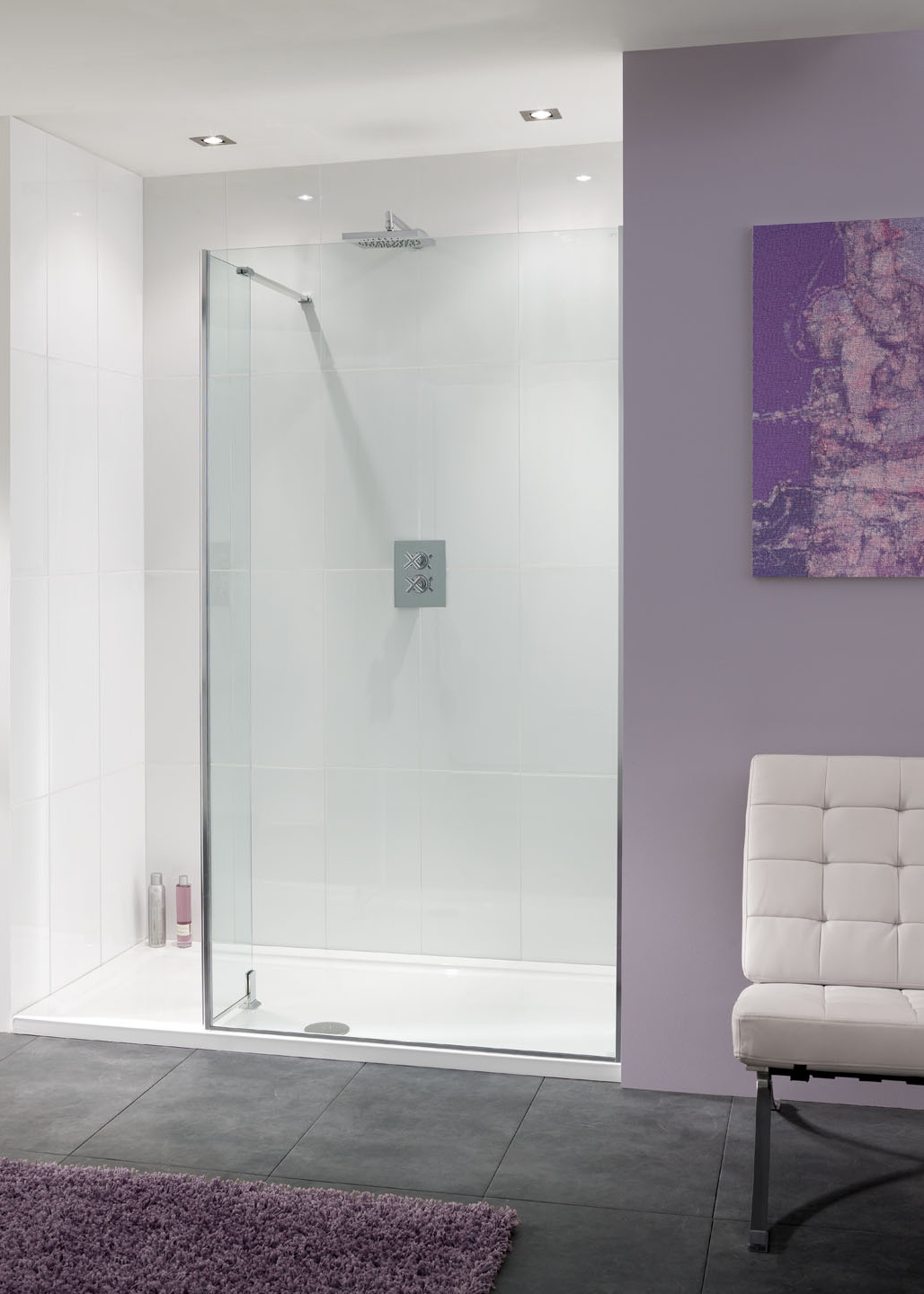 Lakes Coastline Nice 10mm Shower Screen