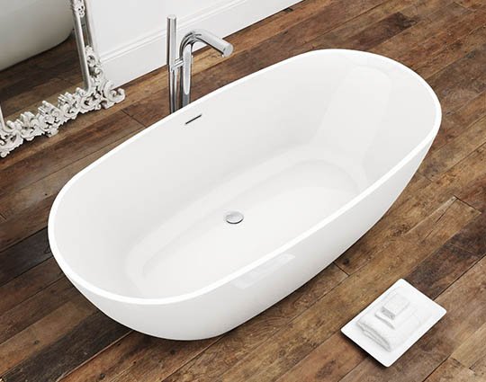 Waters Brook 2 Bath i-Line Collection Large