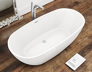 Waters Brook2 Bath i-Line Collection