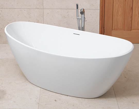 Waters Spa Bath i-Line Collection Large