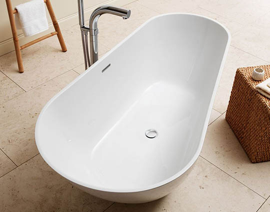 Waters Spring Bath i-Line Collection Large