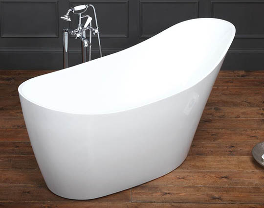 Waters Wave Bath i-Line Collection Large