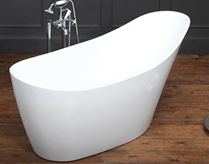 Waters Wave Bath i-Line Collection