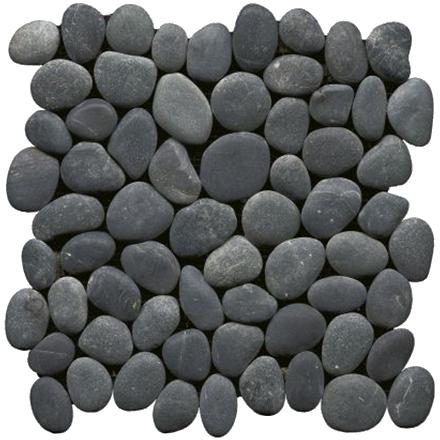 Porcelanosa Baia Stone Negro 30 x 30 cm 100001572
