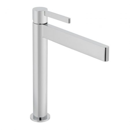 EDI-100E-SB-CP Vado Edit Tall Mono Single Lever Basin Mixer